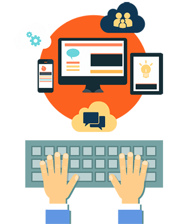 Varieties of server and application support services